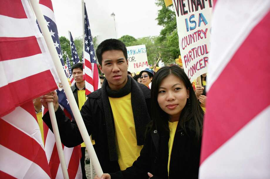 9. Vietnamese – 2.7 percent of Seattle residents, or about 17,000 people. Photo: Spencer Platt, Getty Images / 2005 Getty Images