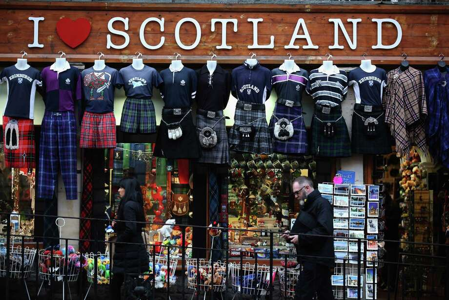 12. Scottish – 1.8 percent of Seattle residents, or about 11,000 people. Photo: Jeff J Mitchell, Getty Images / 2012 Getty Images
