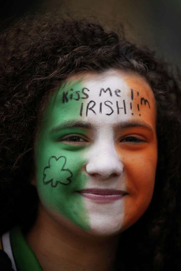 4. Irish – 6.4 percent of King County residents, or about 126,000 people. Photo: Peter Macdiarmid, Getty Images / 2012 Getty Images