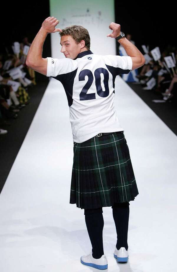 10. Scottish – 1.8 percent, or about 124,000 Washington residents. Photo: Mark Mainz, Getty Images / 2006 Getty Images