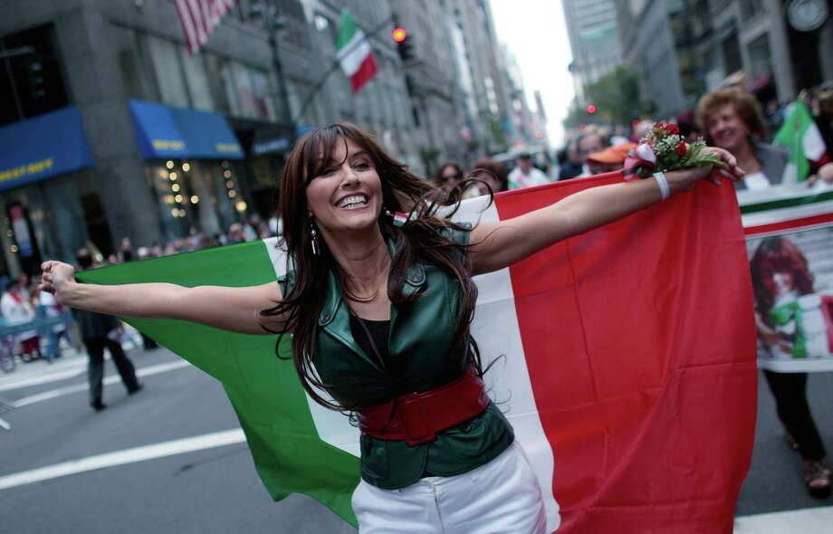 7. Italian – 2.4 percent, or about 166,000 Washington residents. Photo: Chris Hondros, Getty Images / 2008 Getty Images