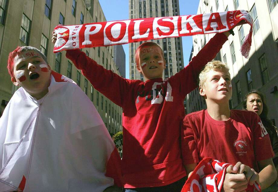 7. Polish – 2 percent, or 6.3 million Americans. Photo: Kathleen Voege, Getty Images / 2004 Getty Images