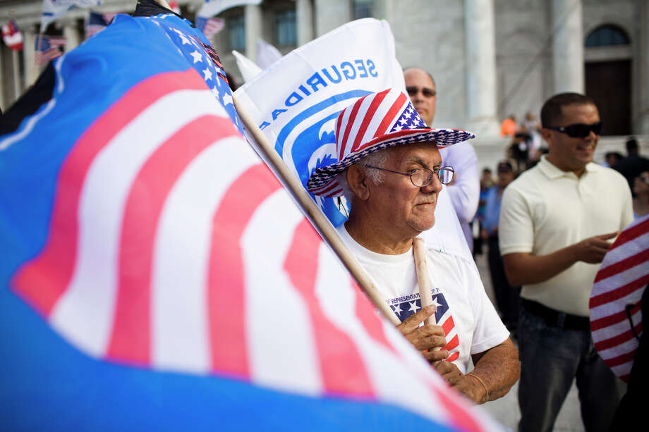 9. Puerto Rican – 1.6 percent, or 4.9 million Americans. Photo: Christopher Gregory, Getty Images / 2012 Getty Images