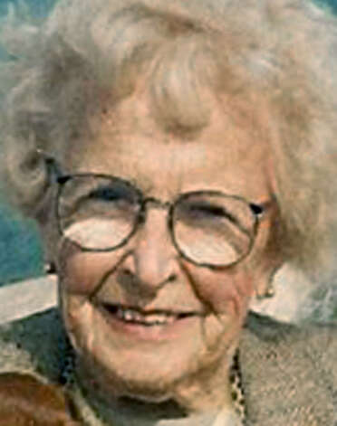 Nellie ìDee Deeî (Bosshard) Gerson Streeter, 105, died Sept. 16, 2012. She was born in Switzerland to Fritz and Mary Green Bosshard. Mrs. Streeter spent the last 10 years of her life at Candlewood Valley Health and Rehabilitation Center in New Milford. Photo: Contributed Photo