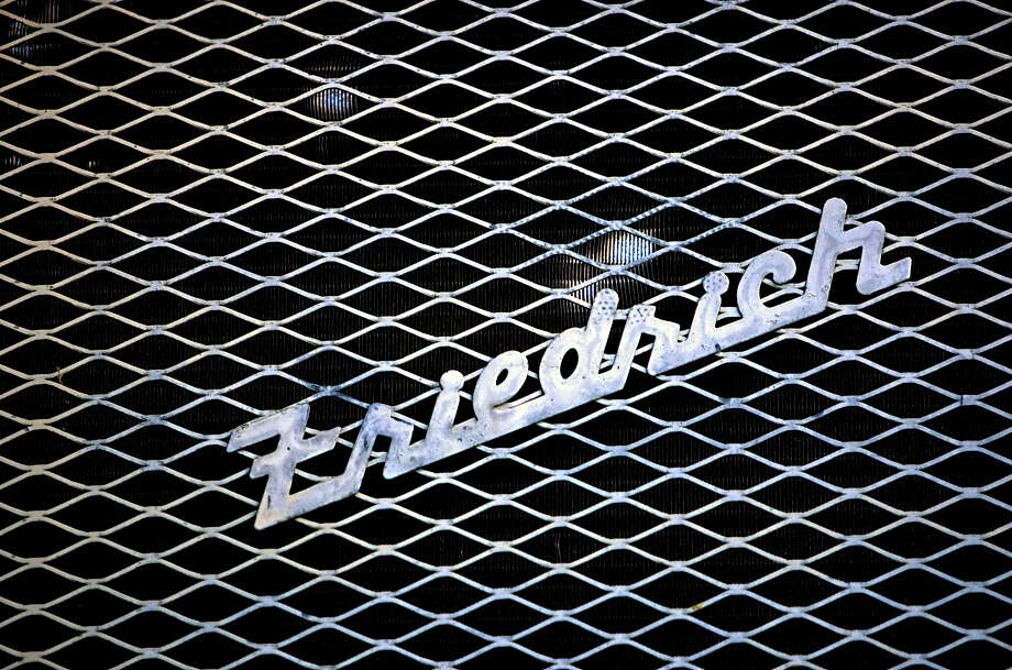 Air-conditioning company Friedrich was founded in San Antonio in 1883. Photo: WILLIAM LUTHER, . / SAN ANTONIO EXPRESS-NEWS