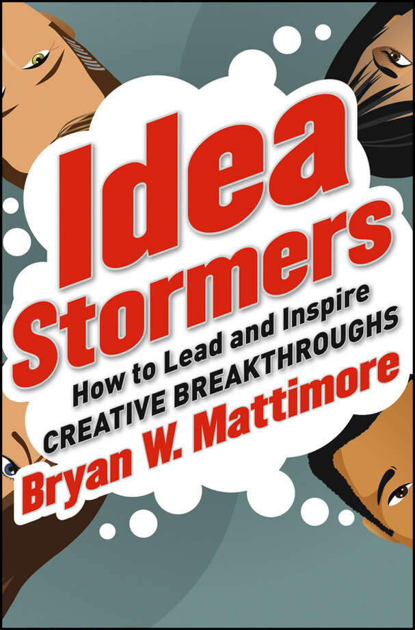 Stamford resident Bryan Mattimore, president and co-founder of The Growth Engine Co. in Norwalk, has written âÄúIdea Stormers,âÄù a book about how businesses can get new ideas through brainstorming sessions with employees. Photo: Contributed Photo