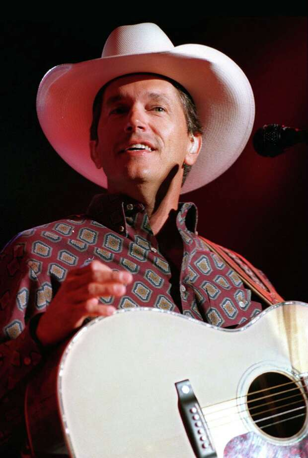 Country music legend George Strait ends his touring career with his final show in Arlington Saturday. Here's a look back at the Strait. Photo: GLORIA FERNIZ, SAN ANTONIO EXPRESS-NEWS / SAN ANTONIO EXPRESS-NEWS