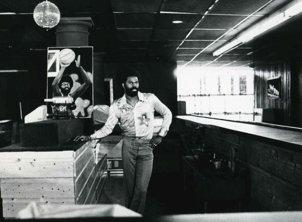 Ticky Burden, 1979. (Paul D. Kniskern/ Times Union archive)