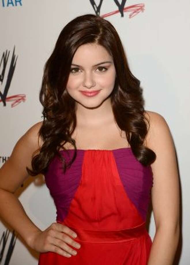 "All grown up, at a ""WWE SummerSlam"" on Aug. 16, 2012.  (Jason Merritt / 2012 Getty Images)"