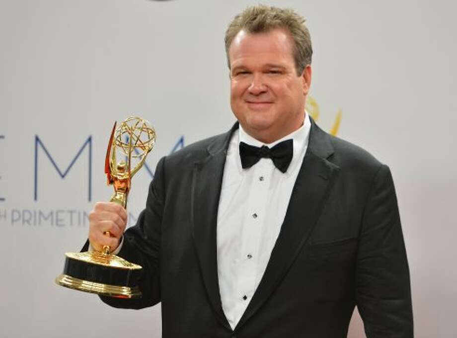 "Stonestreet, 41, won his second acting Emmy in this year for ""Modern Family."" He also won in 2010, after playing ""Fizbo the clown.""  (Alberto E. Rodriguez / Getty Images)"