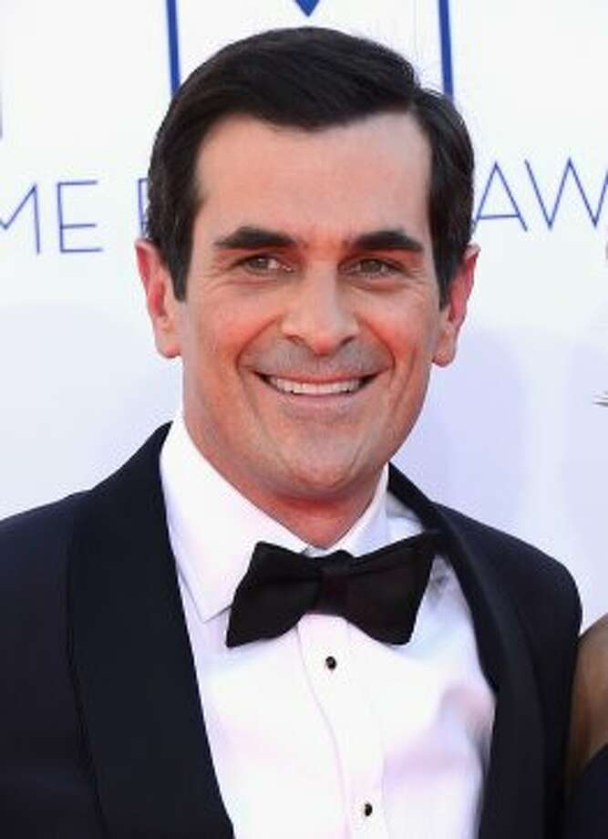 "Ty Burrell won an acting Emmy last year for playing Phil Dunphy on ""Modern Family."" He's pictured at the 2012 Emmys.  (Kevork Djansezian / Getty Images)"