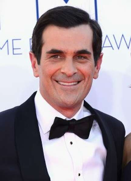"Ty Burrell won an acting Emmy last year for playing Phil Dunphy on ""Modern Family."" He's p"