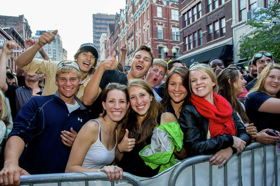 Were You 'Seen' at PearlPalooza 3 on Saturday, September 22, 2012 in Downtown Albany? Photo: Brian Tromans