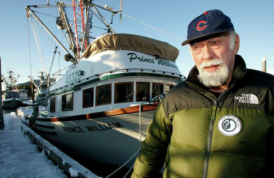 Fisherman Steve Smith stands by his fishing boat in Cordova, Alaska talking about how the Exxon Valdez oil spill affected him. For Smith, the 20-year anniversary of the nation's worst oil spill is like flowers at a loved one's grave, the mourner contemplating a heartbreaking loss alone and without fanfare. It's like a death in the family, he said. With time it gets a little better, but the pain never really goes away. Until this generation passes on, I don't think it will ever really be over. Photo: Al Grillo, AP / AP