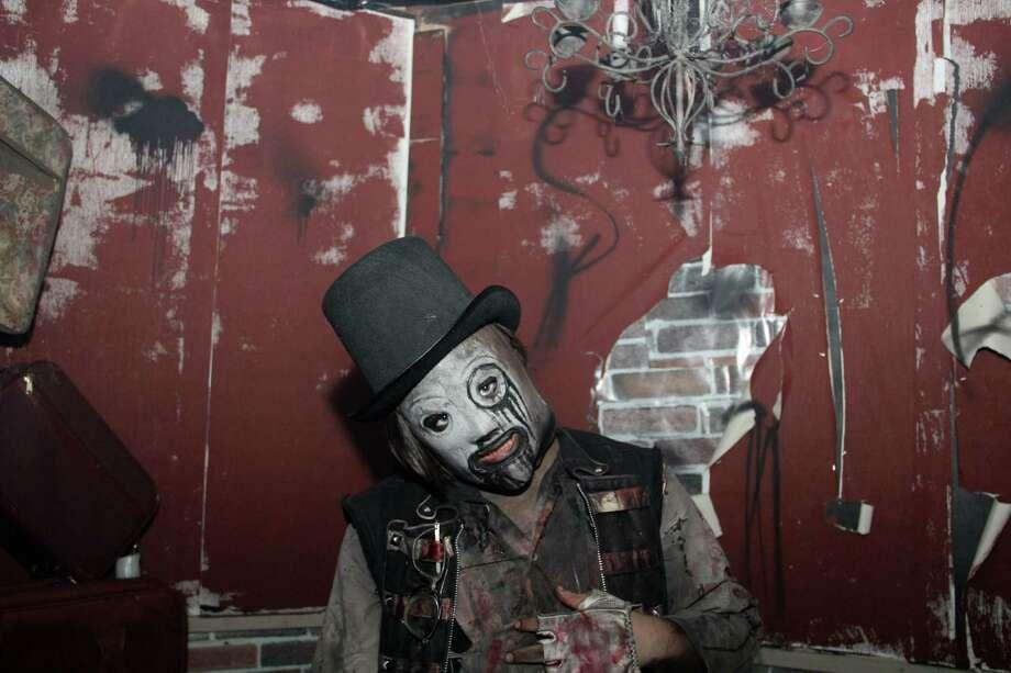Photo courtesy of the Haunted Hotel Photo: Courtesy