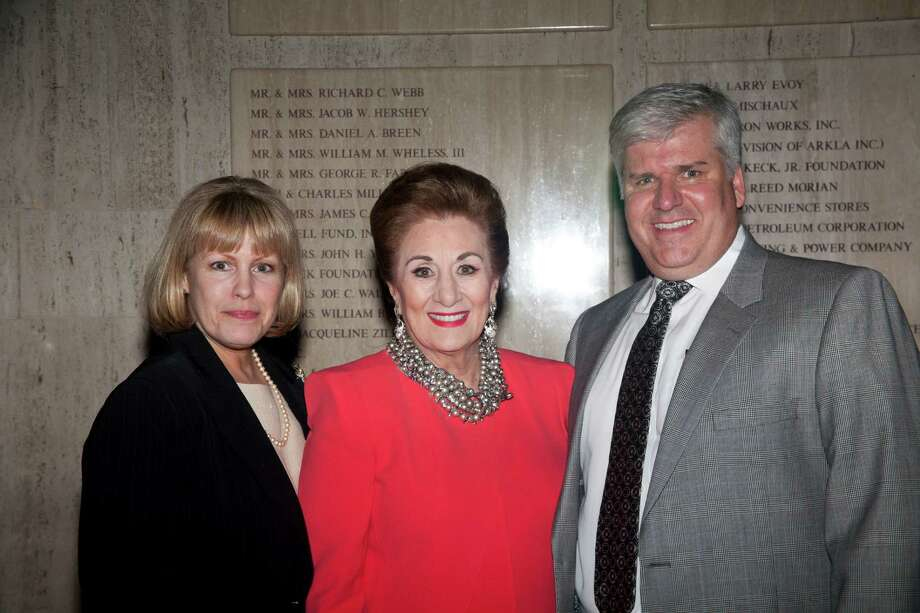 Anne Mrok-Smith, Martha Turner and Dennis  Spellman