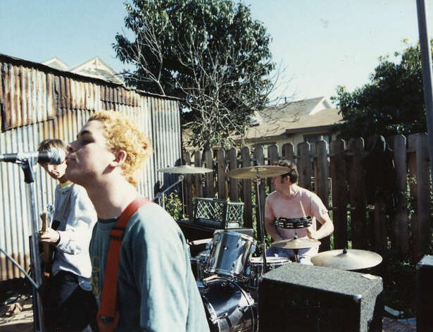 Green Day, 1989: Paying their dues in someone's backyard.