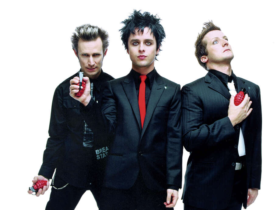 Green Day, 2004: The release of 'American Idiot' signals a massive comeback.