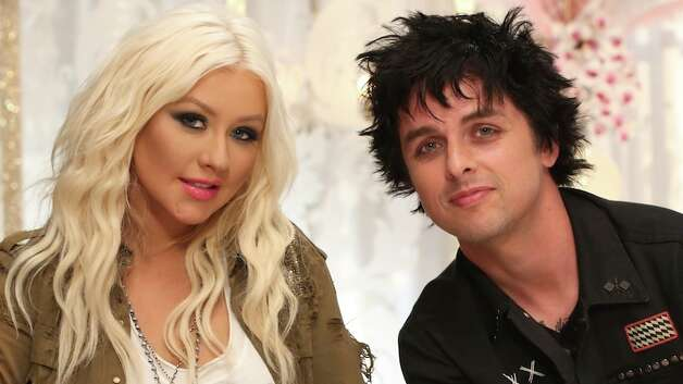 Green Day, 2012: Whew! Billie Joe Armstrong's rehab stint won't interfere with his appearance alongside Christina Aguilera NBC's , The Voice.
