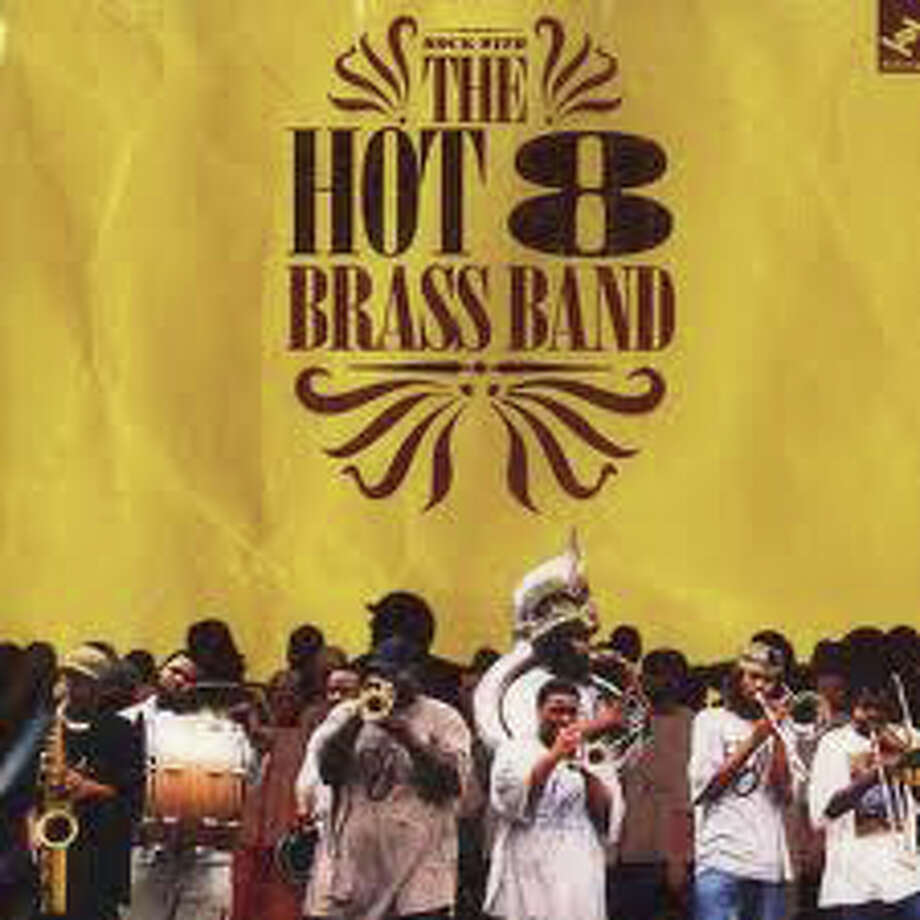 Kick off the weekend with a performance by the Hot 8 Brass Band straight from New Orleans Friday at Fairfield University. Photo: Contributed Photo / Fairfield Citizen
