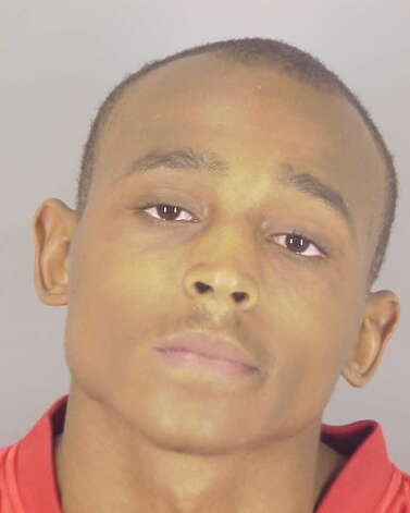 Darren Oliver, 18, is being held in the Jefferson County Jail for capital murder with a $1 million bond. Photo: Jefferson County Sheriff