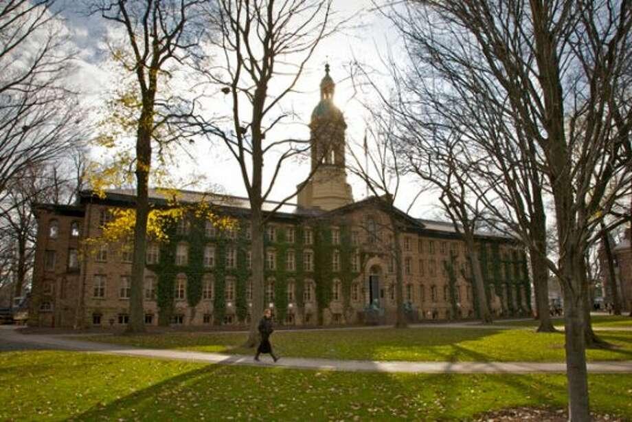 No. 7:Princeton University.