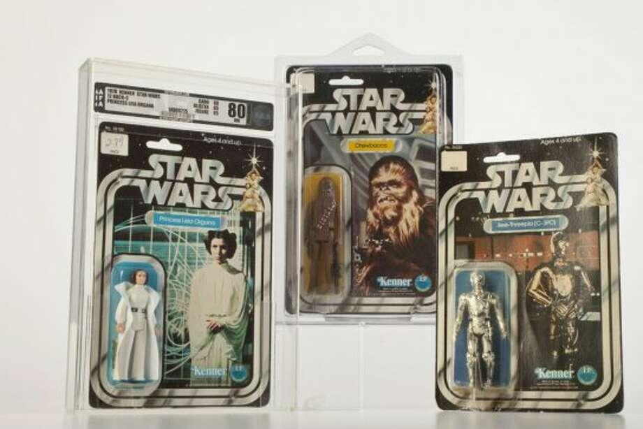 2012 Inductee: Star Wars Action Figures
