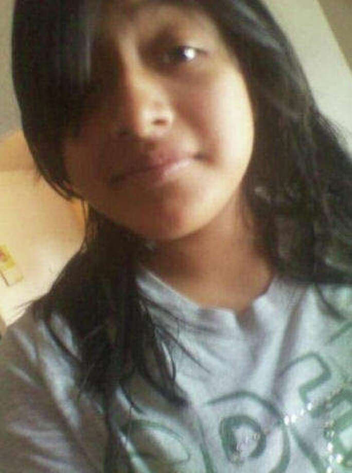 A Silver Alert has been issued for 14-year-old Franchesca Mones, of Bridgeport, Conn., who was last seen on Sept. 10, 2012 and may be headed to New Jersey. Mones was last seen wearing a school uniform (white shirt, navy pants and a dark sweater). Contact Bridgeport police at 203-576-7671. Photo: Contributed