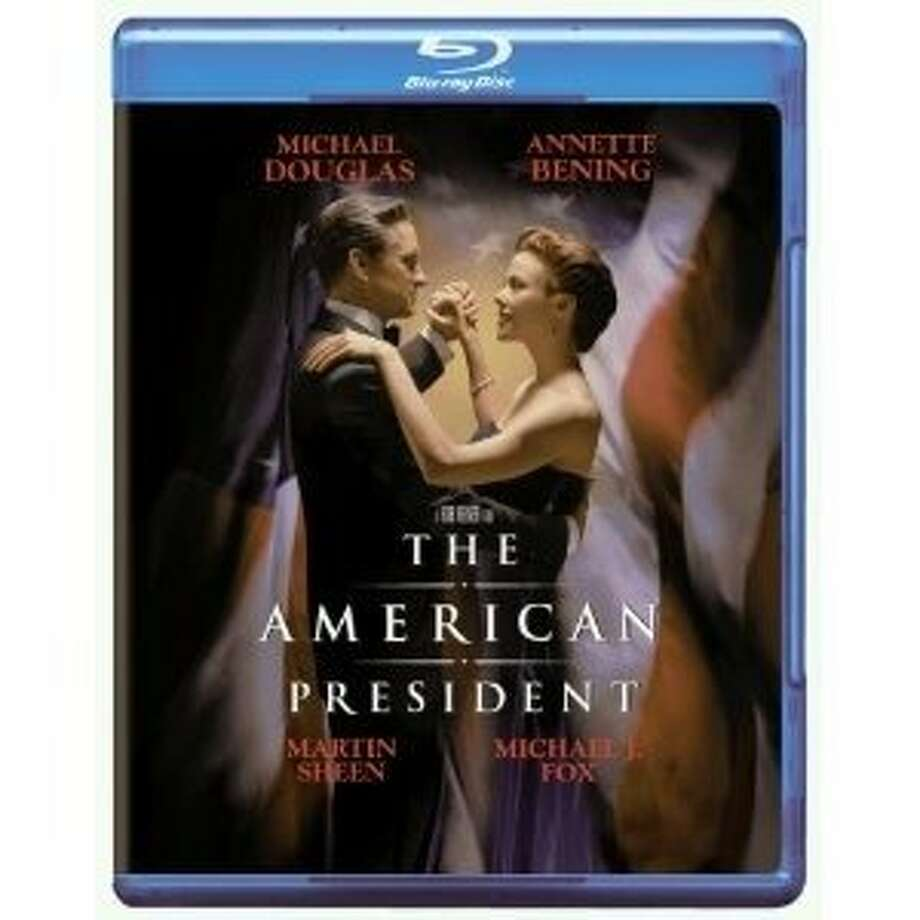 "Blu-ray cover: ""The American President"" Photo: Warner Home Video"
