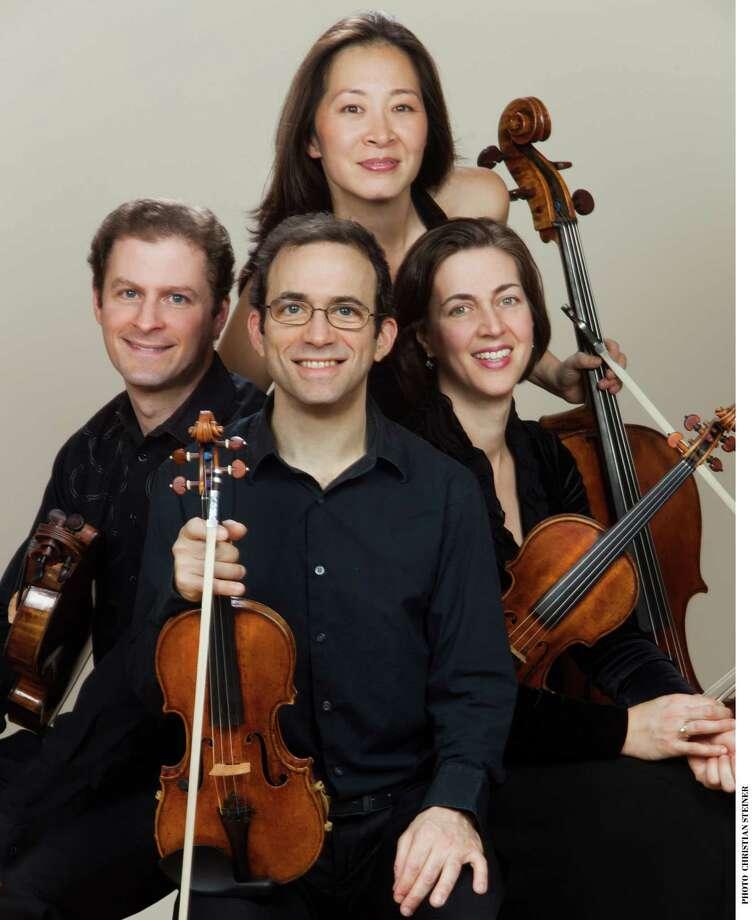 Brentano String Quartet (Christian Steiner)