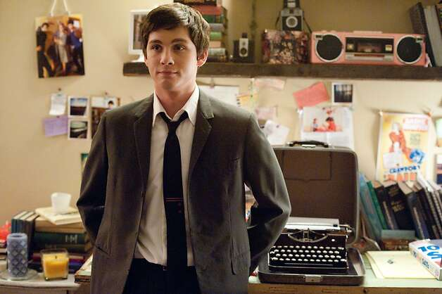 "This image released by Summit Entertainment shows Logan Lerman in a scene from ""The Perks of Being a Wallflower."" (AP Photo/Summit Entertainment, John Bramley) Photo: John Bramley, Associated Press"