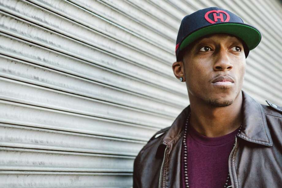 Christian rapper Lecrae Photo: Reac Records / Zack Arias