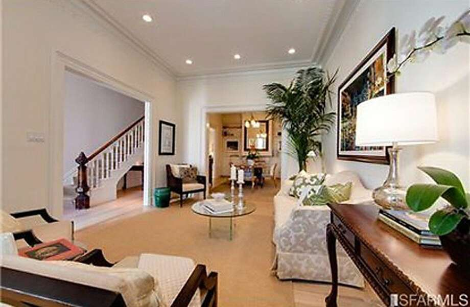 1920 Broderick St., $2.195 million Photo: Coldwell Banker Residential