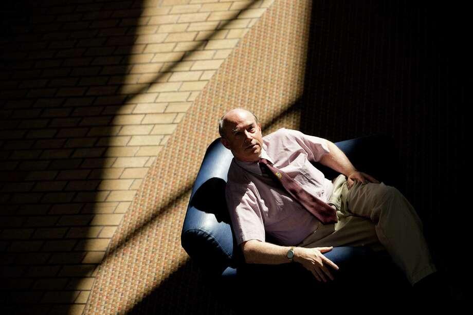 9/18/2012 : Andrew Dearman, director and associate dean for Fuller Seminary's Texas campus in Houston. Photo: Thomas B. Shea / © 2012 Thomas B. Shea
