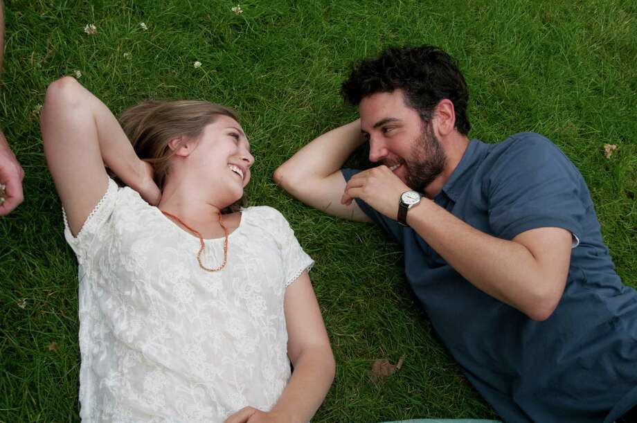 "Jesse (Josh Radnor) and Zibby (Elizabeth Olsen) get to know each other in ""Liberal Arts."" Photo: IFC Films"