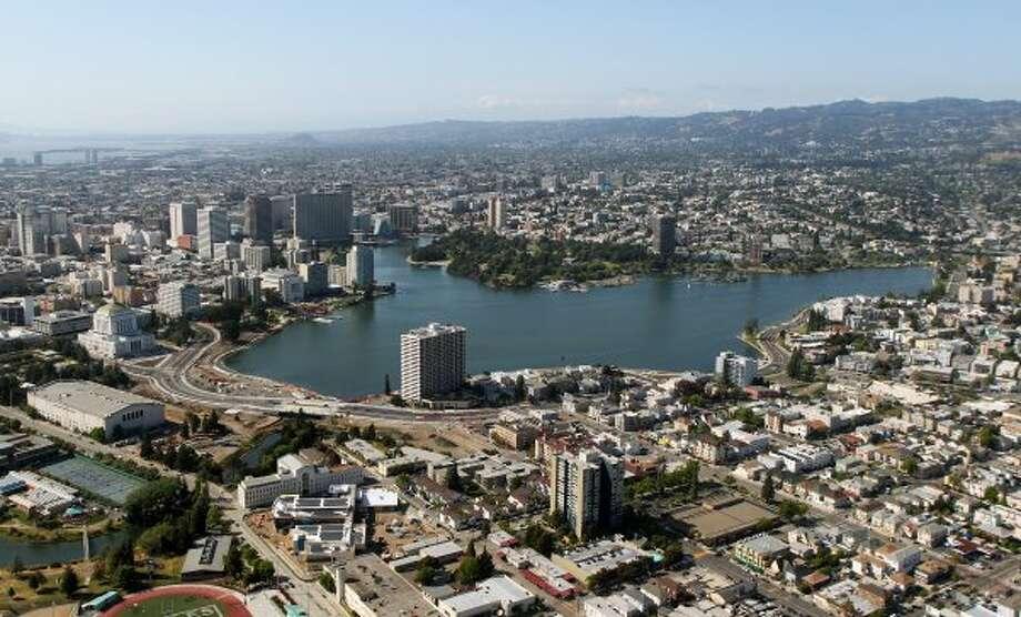 31. Oakland. (Lance Iversen / San Francisco Chronicle)