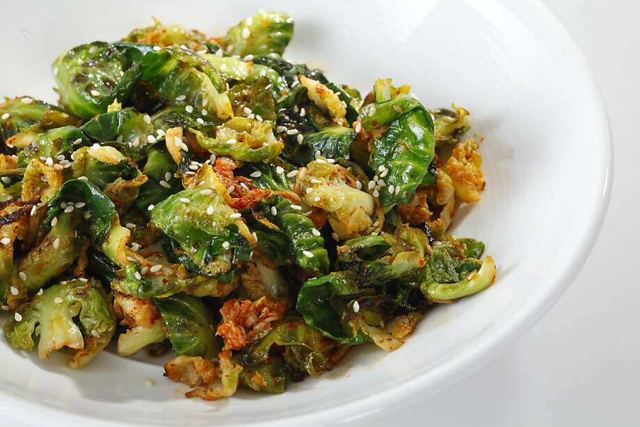 Brussels Sprouts Kimchi Photo: Craig Lee, Special To The Chronicle