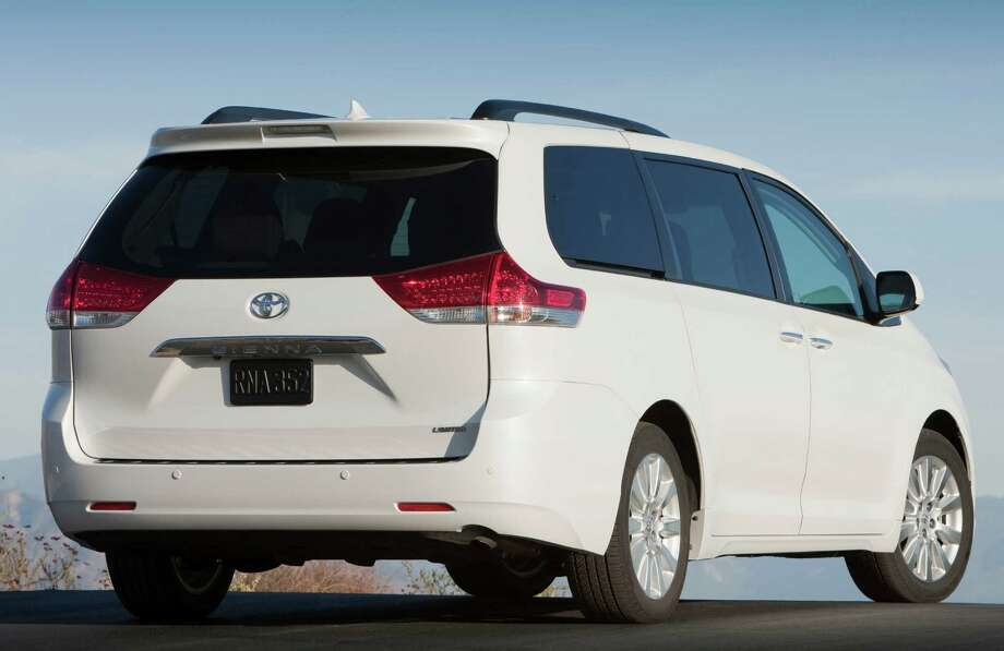 2014 Toyota SiennaMSRP: Starting at $26,920Source: Kelley Blue Book Photo: Toyota Motor Sales U.S.A.