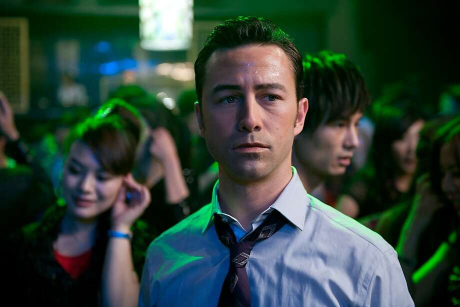 "Joseph Gordon-Levitt as ""Joe"" in TriStar Pictures, Film District, and End Game Entertainment's action thriller ""Looper."" (Courtesy of Alan Markfield/MCT) Photo: Handout, McClatchy-Tribune News Service"