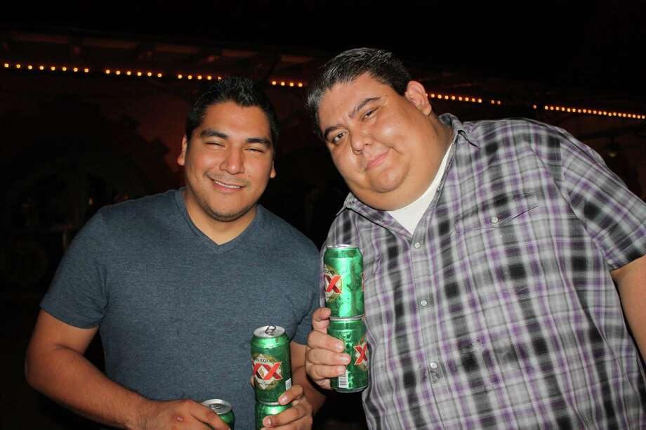 Music and beer fans have fun as Love, Hope, Strength presents the Dos Equis' Most Interesting Academy at Sunset Station on Thursday, Sept. 27, 2012. Photo: Libby Castillo, For MySA.com