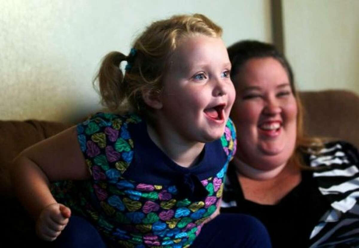 She's too young to vote, but miniature beauty pageant contestant and reality star Alana