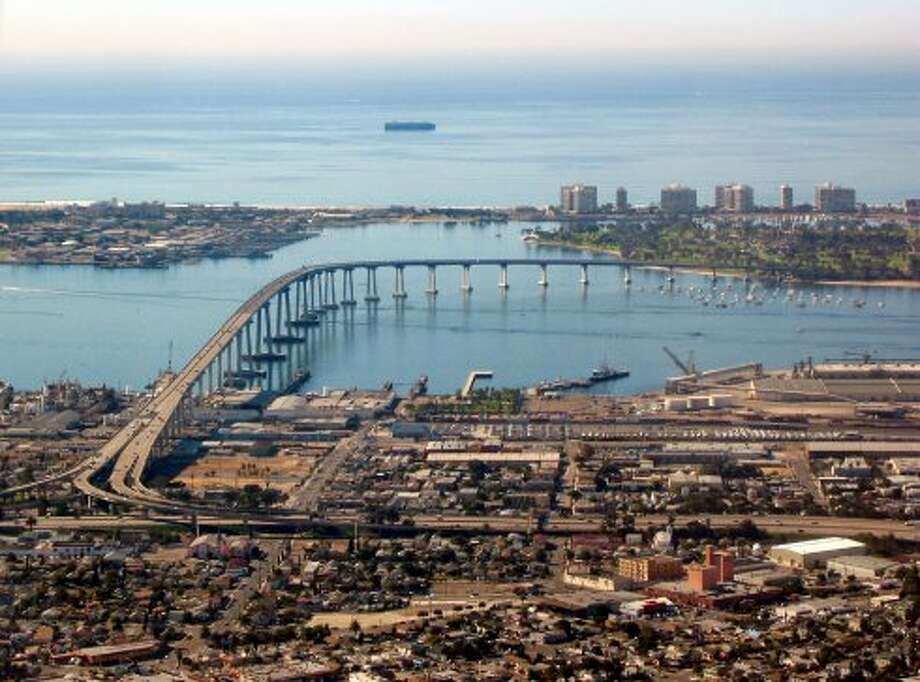 No. 14 - San Diego (CHRIS STEWART / San Francisco Chronicle file photo)