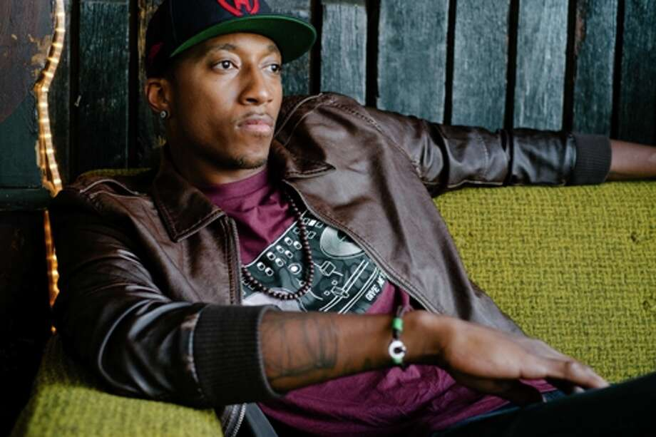 Lecrae won two trophies at the Dove Awards in Nashville on Tuesday. (Reach Records)