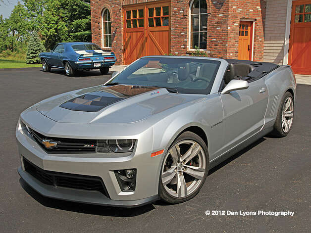 2013 chevy camaro zl1 convertible photo by dan lyons copyright. Cars Review. Best American Auto & Cars Review