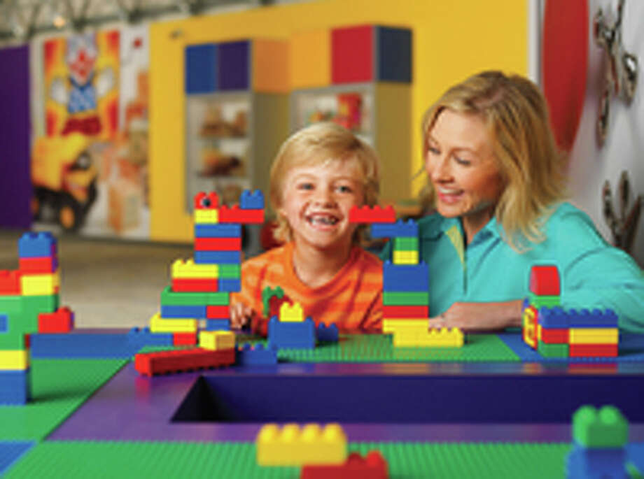 """Chief curator Chris Bensch said the main criteria are longevity, icon status and """"encouraging learning, creativity and discovery."""" Shown here is 1998 inductee LEGOs. Photo: JOHN MYERS / JOHN MYERS PHOTOGRAPHY"""
