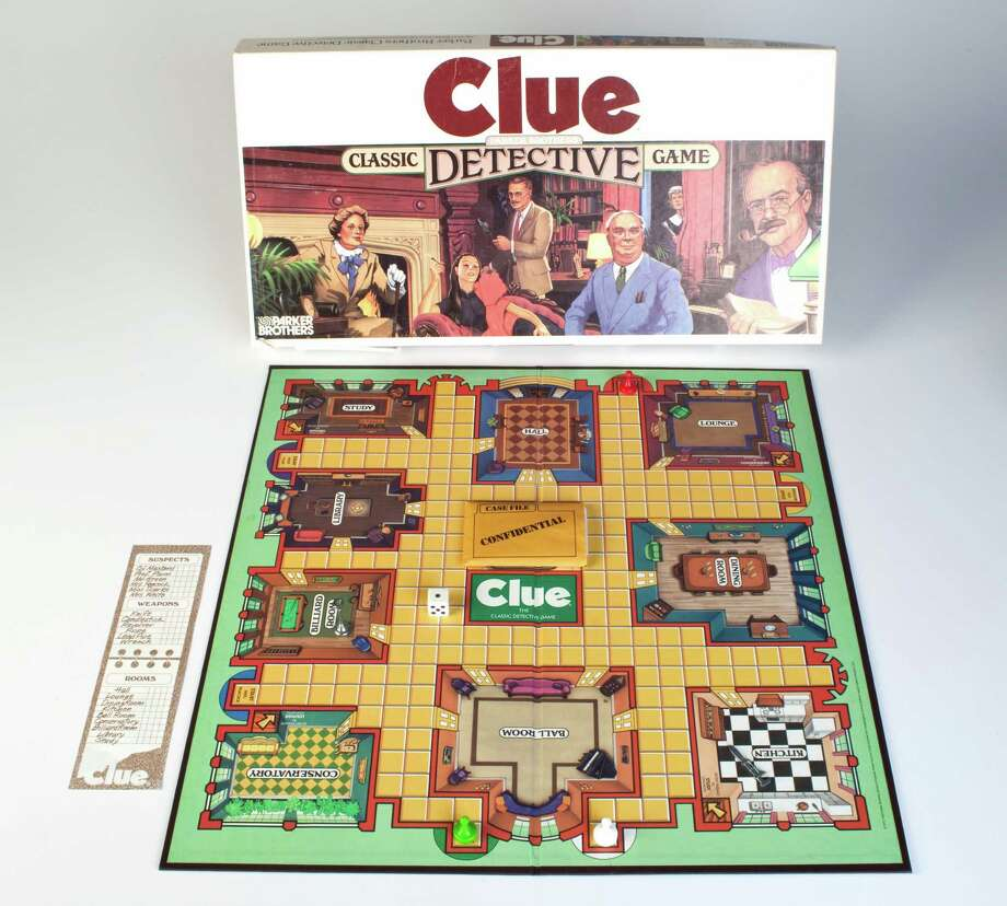 FINALIST: Clue. (All photos courtesy of The Strong)