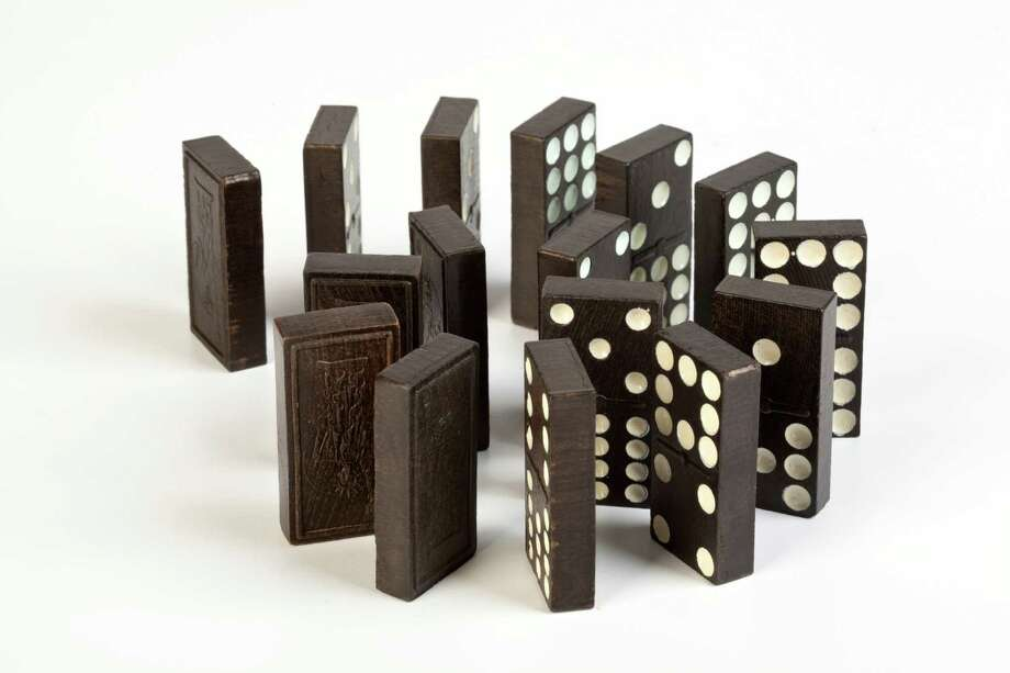 FINALIST: Dominoes. 2012 inductee.