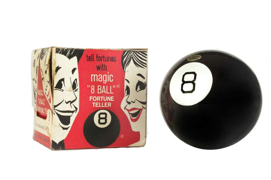 FINALIST: Magic 8 Ball.
