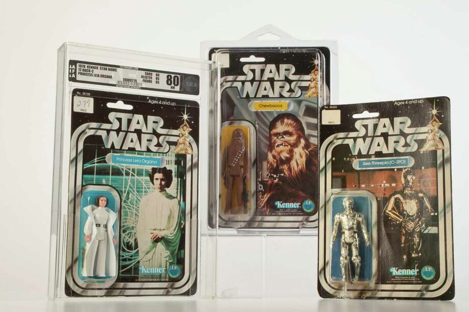 FINALIST: Star Wars action figures. 2012 inductee