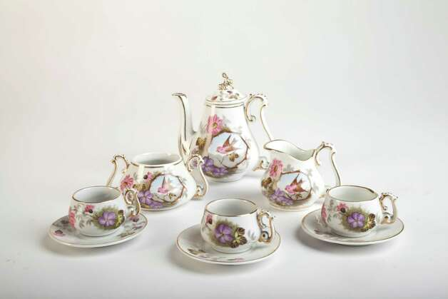 FINALIST: Tea Set.